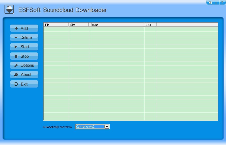 ESFSoft Soundcloud Downloader