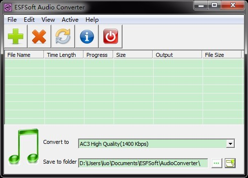 Convert audio and video to MP3 format free